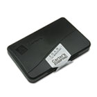 Foam Stamp Pad, 4 1/4 x 2 3/4, Black AVE21381