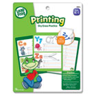 SmartDudes Leap Frog Activity Book, Printing Practice, Dry Erase, 16 Pages BDU19432UA24