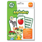 LeapFrog Flash Cards, Alphabet, 4 3/4 x 6, 55 Cards BDU19419UA24