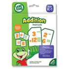 LeapFrog Flash Cards, Addition, 4 3/4 x 6, 80 Cards BDU19415UA24