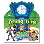 SmartDudes LeapFrog Tell Time Dry Erase Book, 14 Pages BDU19437UA24