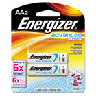 Advanced Lithium Batteries, AA, 2/Pack EVEEA91BP2