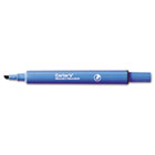 Large Permanent Marker, Chisel Tip, Blue AVE27176
