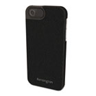 Vesto Textured Leather Case, for iPhone 5, Black Stingray KMW39623