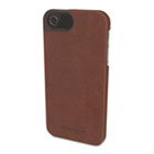 Vesto Textured Leather Case, for iPhone 5, Brown KMW39625