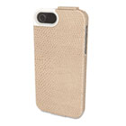 Portafolio Flip Wallet for iPhone 5, Coffee KMW39611