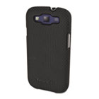 Vesto Textured Leather Case, for Samsung Galaxy S3, Black KMW39621