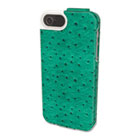 Portafolio Flip Wallet for iPhone 5, Teal KMW39609