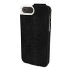 Portafolio Flip Wallet for iPhone 5, Black Snake KMW39610