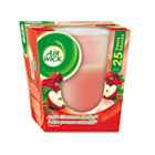 Frosted Candle, Apple-Cinnamon Medley, 3oz, Pink RAC84533