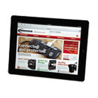 Tablet Screen Protector for iPad 2/iPad 3rd Gen IVR52530