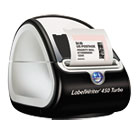 LabelWriter Turbo Printer, 71 Label/Min, 5w x 7-1/5d x 5-1/5h DYM1752265