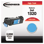 Compatible with 310-9060 (1320) Toner, 2000 Yield, Cyan IVRD1320C