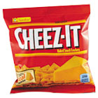 Cheez-It Crackers, 1.5oz Single-Serving Snack Bags, 8/Box KEB12653