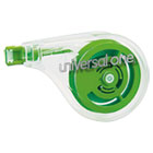 "Sideways Application Correction Tape, 1/5"" x 393"", 2/Pack UNV75609"