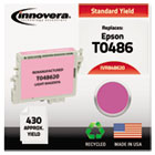 848620 Compatible, Remanufactured, T048620 Ink, 430 Page-Yield, Light Magenta IVR848620