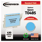 848520 Compatible, Remanufactured, T048520 Ink, 430 Page-Yield, Light Cyan IVR848520