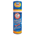 Baking Soda Air Freshener, Aerosol, Light Fresh Scent, 7oz, CHU3320094170