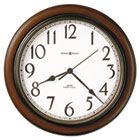"Talon Wall Clock, 15-1/4"", Cherry MIL625417"