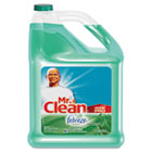 Multipurpose Cleaning Solution with Febreze, 128 oz Bottle, Meadows & Rain Scent PAG23124
