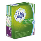 Plus Lotion Facial Tissue, 116/Pack PAG82086