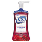 Antimicrobial Foaming Hand Soap, 7.5oz Pumb Bottle, Cranberry DPR03016