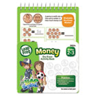LeapFrog Mini Dry Erase Book, Money, Grades K-3, 8 Pages BDU19453UA24