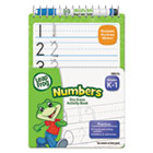 LeapFrog Mini Dry Erase Book, Numbers, Grades K-1, 8 Pages BDU19451UA24