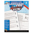Common Core 4 Today Workbook, Language Arts, Grade 4, 96 pages CDP104599