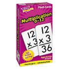 Skill Drill Flash Cards, 3 x 6, Multiplication TEPT53105