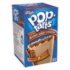 Pop Tarts, Brown Sugar Cinnamon, 3.52oz, 2/Pack, 6 Packs/Box KEB31131
