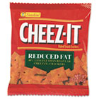 Cheez-it Crackers, 1.5 oz Bag, Regular, 60/Box KEB122264