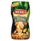 Dry Roasted Almonds, 9 oz On-the-Go Canister DFD33602