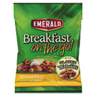 Trail Mix, Breakfast, 1.5oz Bag, 8/Box DFD88917
