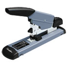 Heavy-Duty Stapler, 160-Sheet Capacity, Black/Gray SWI39005