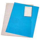 Vinyl File Folder, Clear, Letter with Pocket AVTANG12