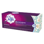 Facial Tissue, 2-Ply, White, 8.2 x 8.4, 56 Sheets/Box, 3/Pack PAG35045