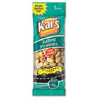 Nuts Caddy, Salted Peanuts, 2oz Packets, 24/Box AVTSN08388