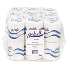 Embossed Bath Tissue, 2-Ply, 400 Sheets/Roll, 18 Rolls/Carton WNS2440