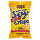 Soy Crisps, Lightly Salted, 1.3oz Single-Serve Bag GLN09502