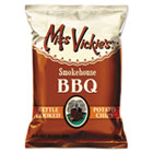 Kettle Cooked Smokehouse BBQ Potato Chips, 1.375 oz Bag, 64/Carton LAY44451