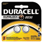 Lithium Medical Battery, 3V, 2/Pk DURDL2032B2PK