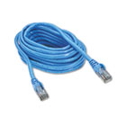 High Performance CAT6 UTP Patch Cable, 14 ft., Blue BLKA3L98014BLUS