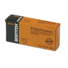 Full Strip B8 Staples, 1/4 Inch Leg Length, 5,000/Box BOSSTCRP211514