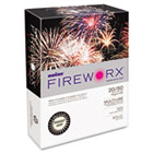FIREWORX Colored Paper, 20lb, 8-1/2 x 11, Boomin' Buff, 500 Sheets/Ream CASMP2201BF