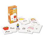 Flash Cards, Alphabet, 3w x 6h, 80/Pack CDPCD3907