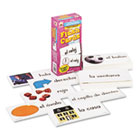 Flash Cards, Everyday Words in Spanish: Photographic, 3w x 6h, 104/Pack CDPCD3924