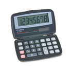 LS555H Handheld Foldable Pocket Calculator, 8-Digit LCD CNM4009A006AA