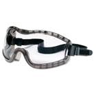 Stryker Safety Goggles, Chemical Protection, Black Frame CRW2310AF