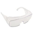 Yukon Safety Glasses, Wraparound, Clear Lens CRW9810